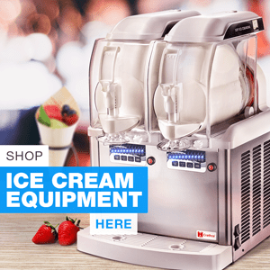 Commercial Ice Cream Equipment