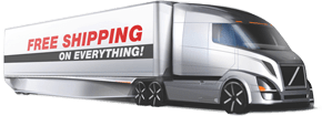 Free shipping on everithing