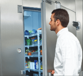 Walk-in Combination Boxes with Remote Refrigeration Systems