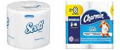 Toilet Paper and Toilet Tissue