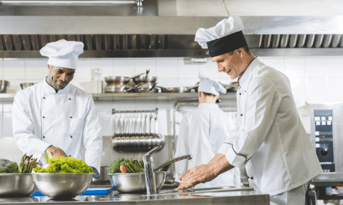 Your Commercial Kitchen: How to Clean Kitchen Sinks