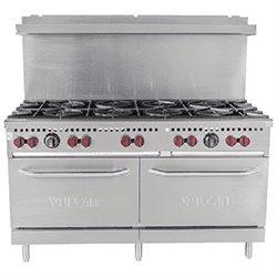 Value Restaurant Gas Ranges