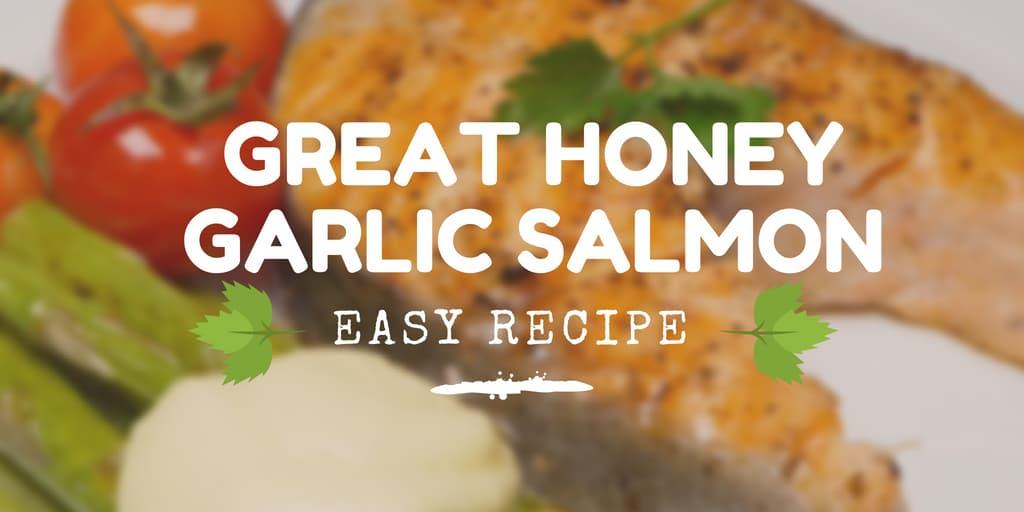 Great Salmon Recipe