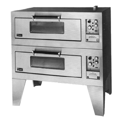 Deck-Type Oven