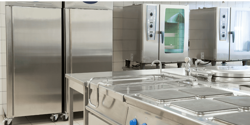 Commercial Refrigerators Speed Up Meal Preparation In Large Kitchens