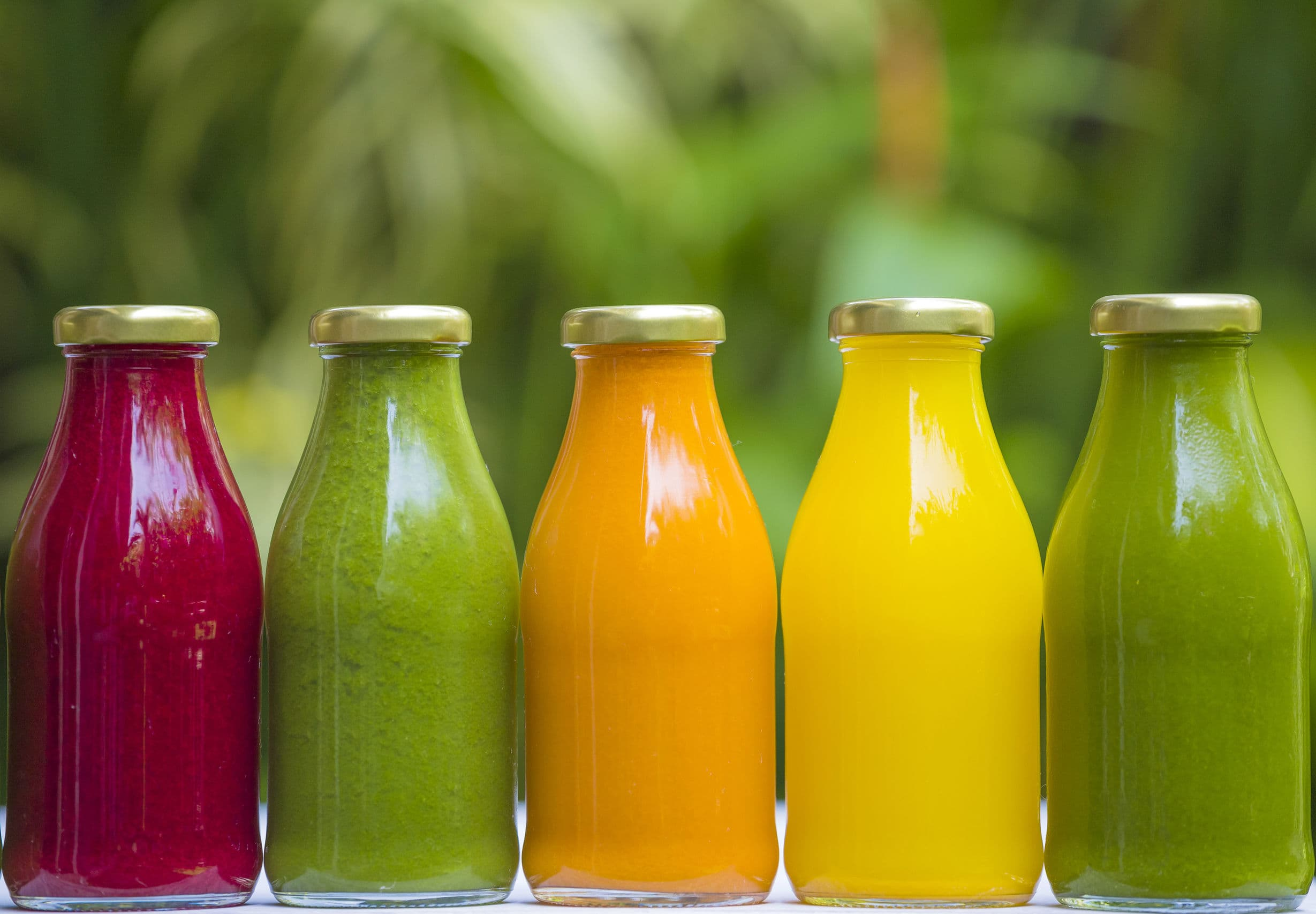 Keep Juice On The Menu For A Healthy Alternative