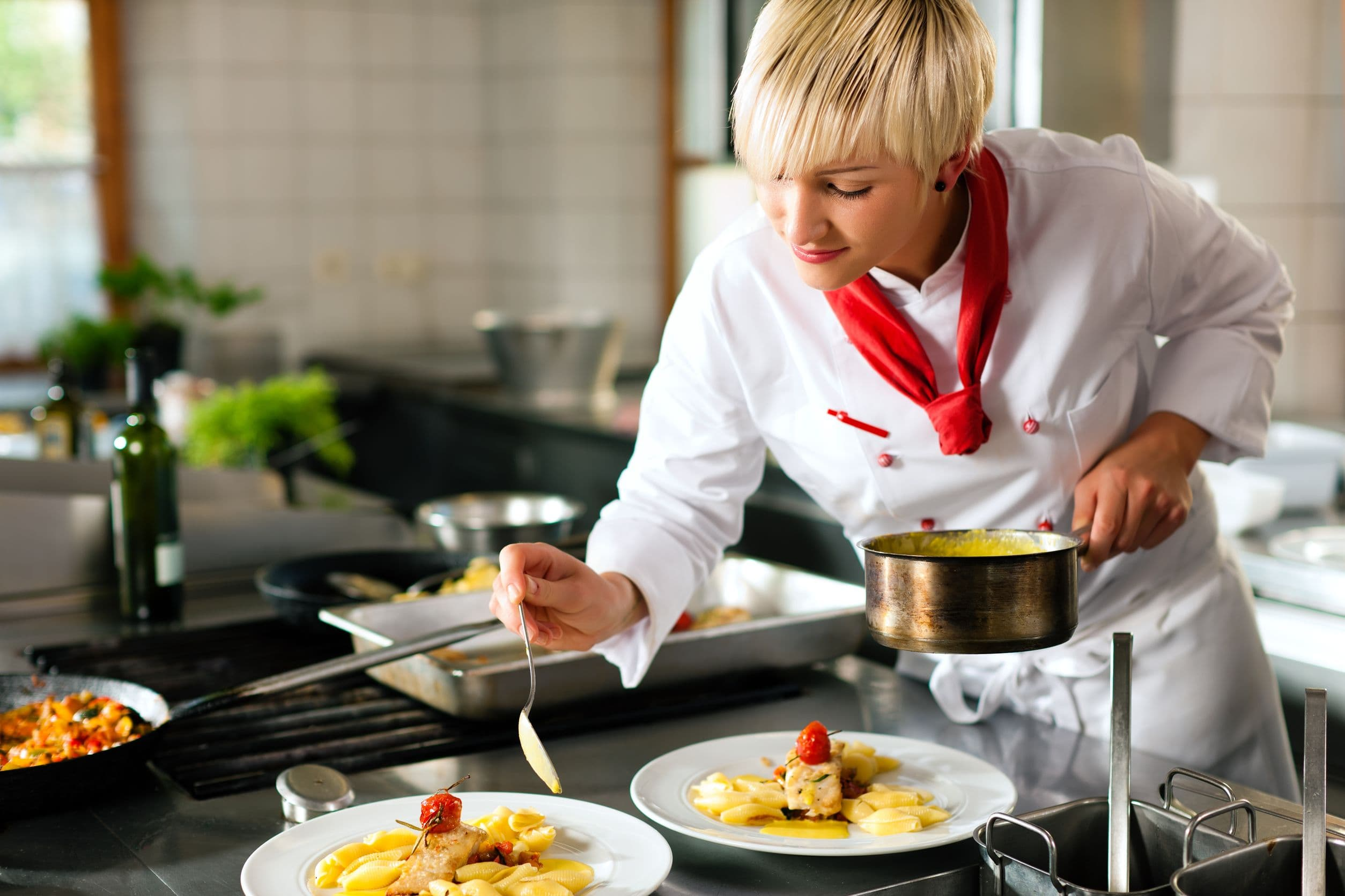 Outfitting Your Chefs: Kitchen Uniforms