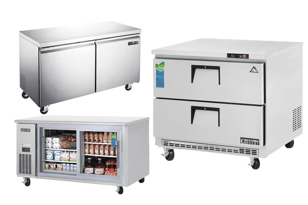Undercounter Refrigerator/Freezer Checklist