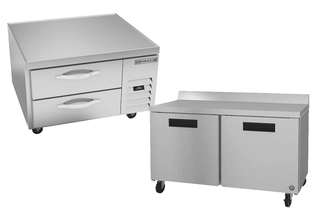 Worktop Refrigerator/Freezer Checklist
