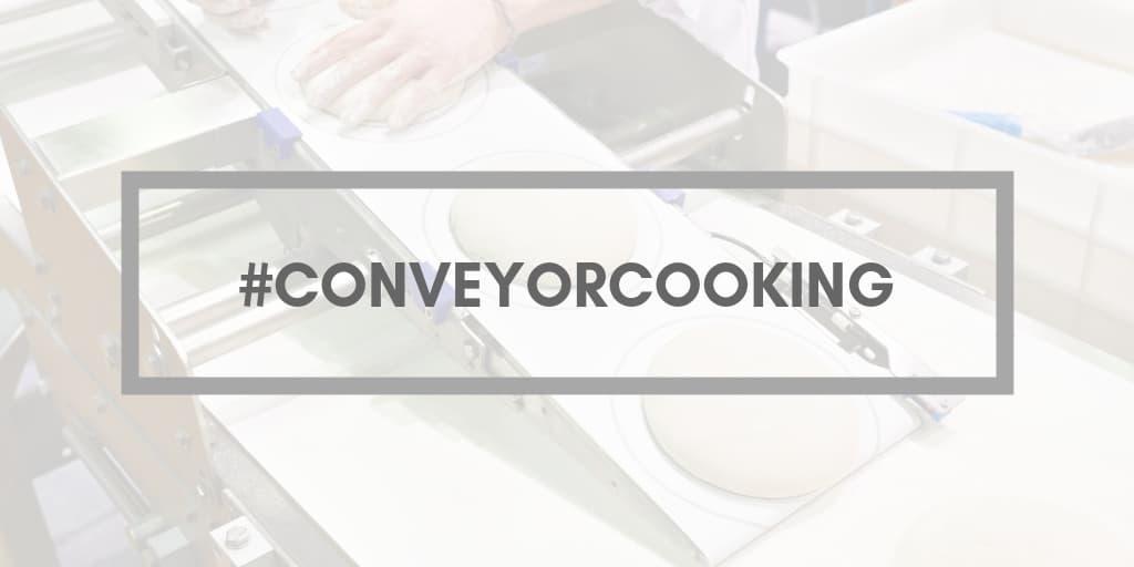 Conveyor Cooking