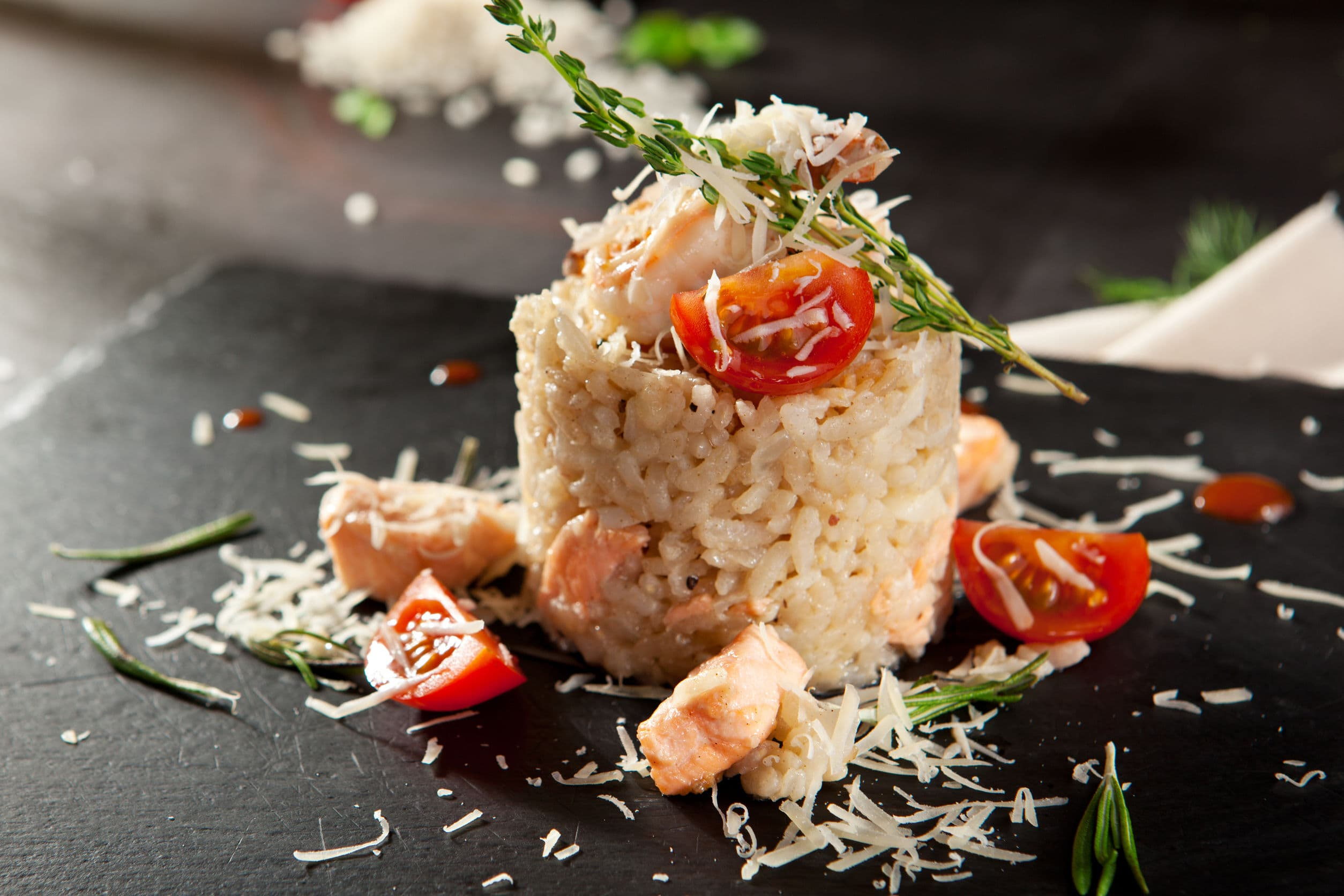 Great risotto made easy with a rice cooker
