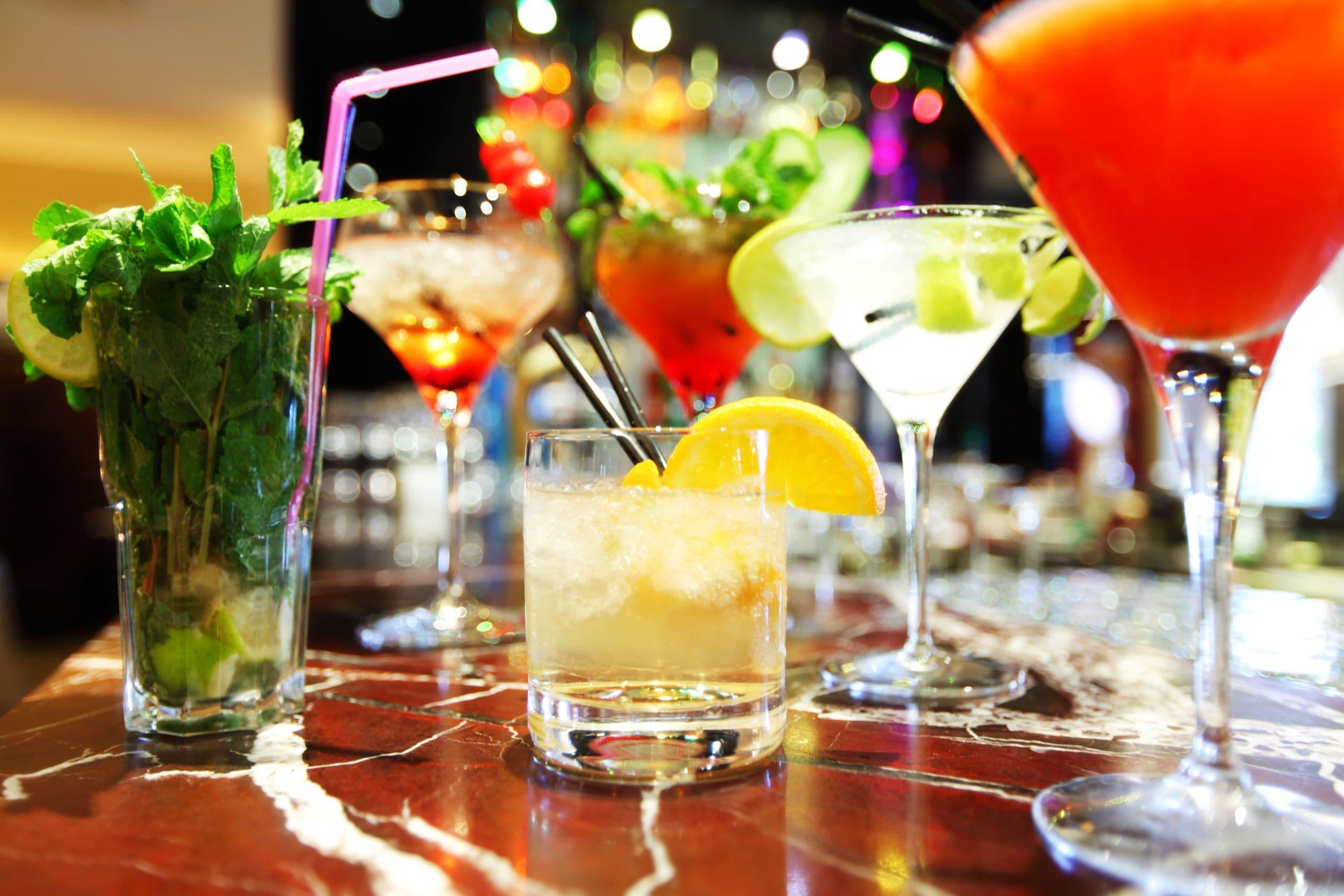 Summer Drink Favorites
