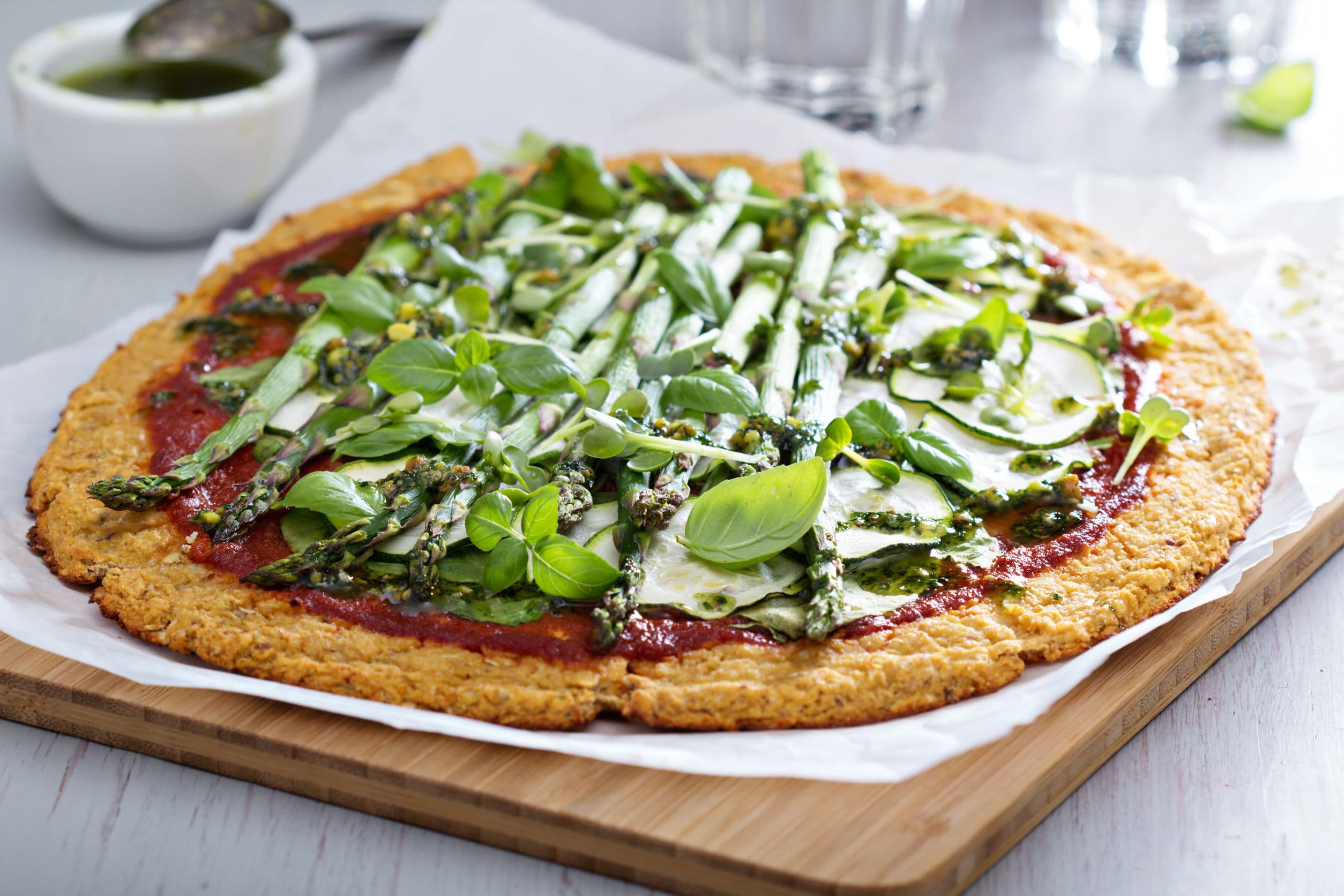 Pizzerias May Step Out Of The Norm With Unique Toppings And Crusts