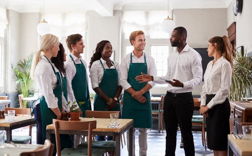 unemployment for restaurant workers