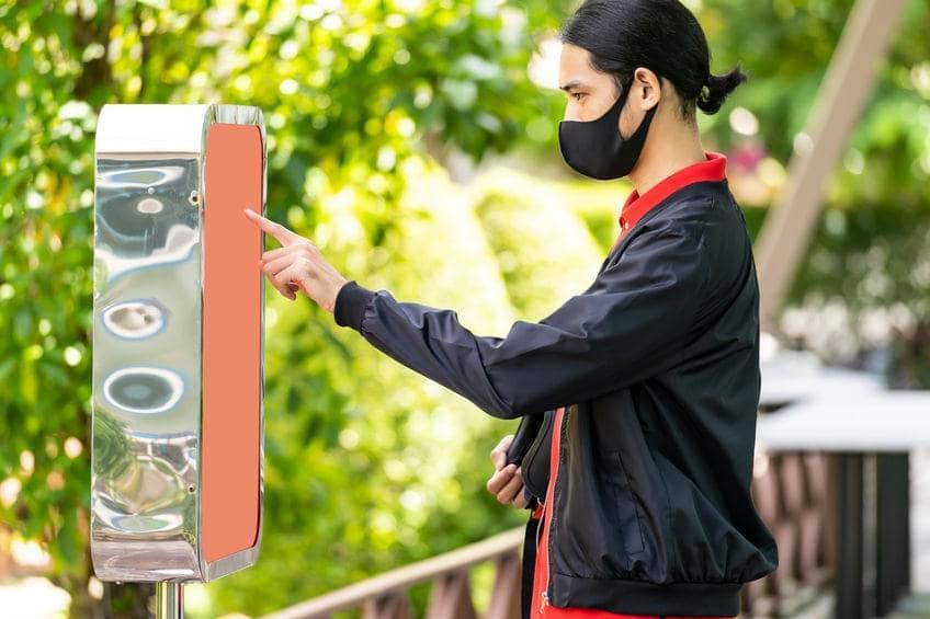 Self-ordering kiosks