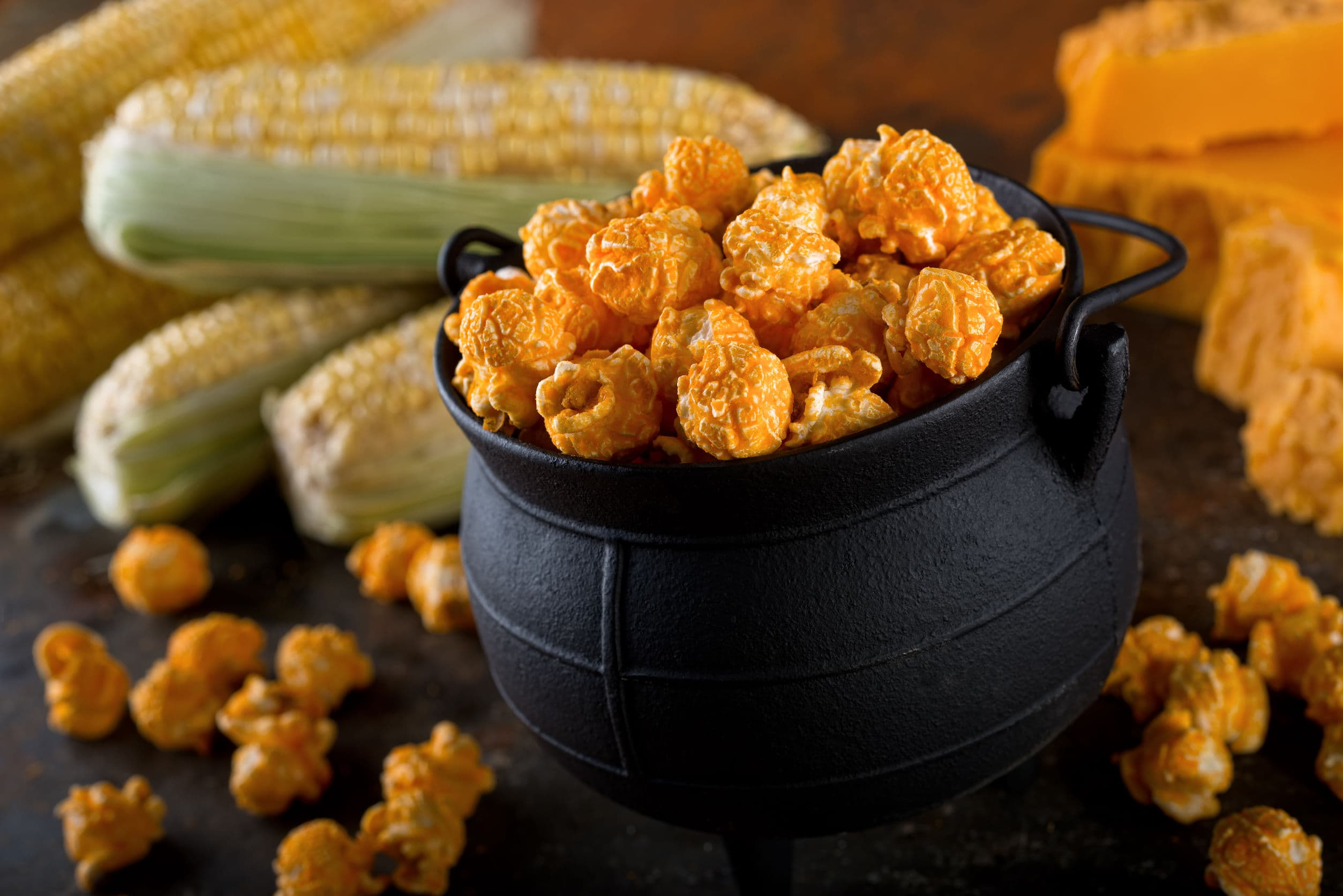 Kettle Corn Makes For A Great Appetizer