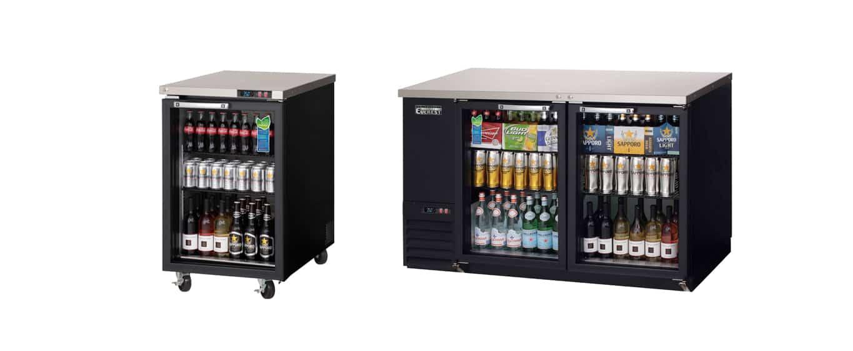 Glass Door Bar Refrigeration