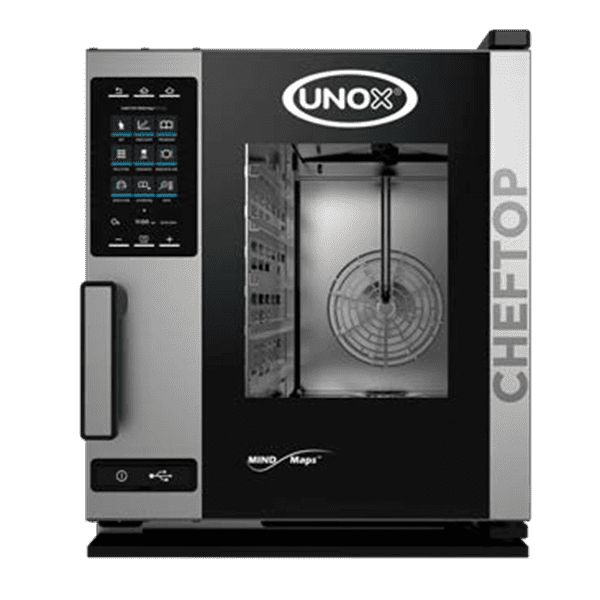 Combination combi oven