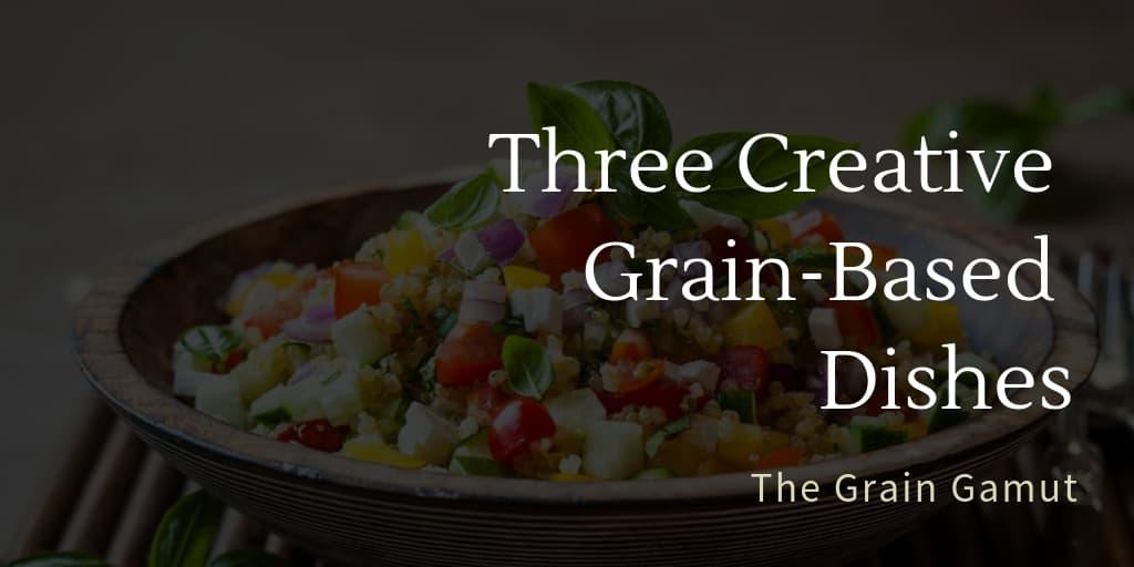 The Grain Gamut