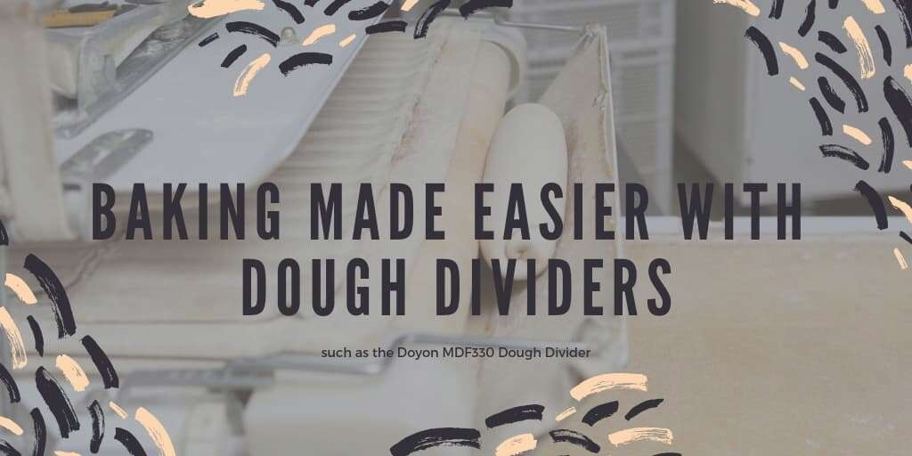 Baking Made Easier with Dough Dividers