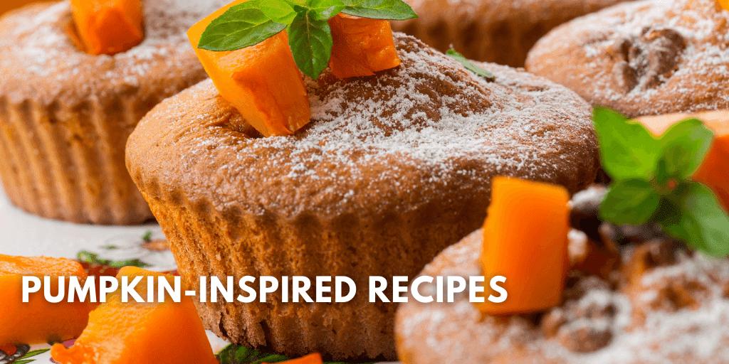 Pumpkin-Inspired Recipes: Cream of Pumpkin Soup & Roasted Pumpkin, Arugula, and Dried Cherry Salad