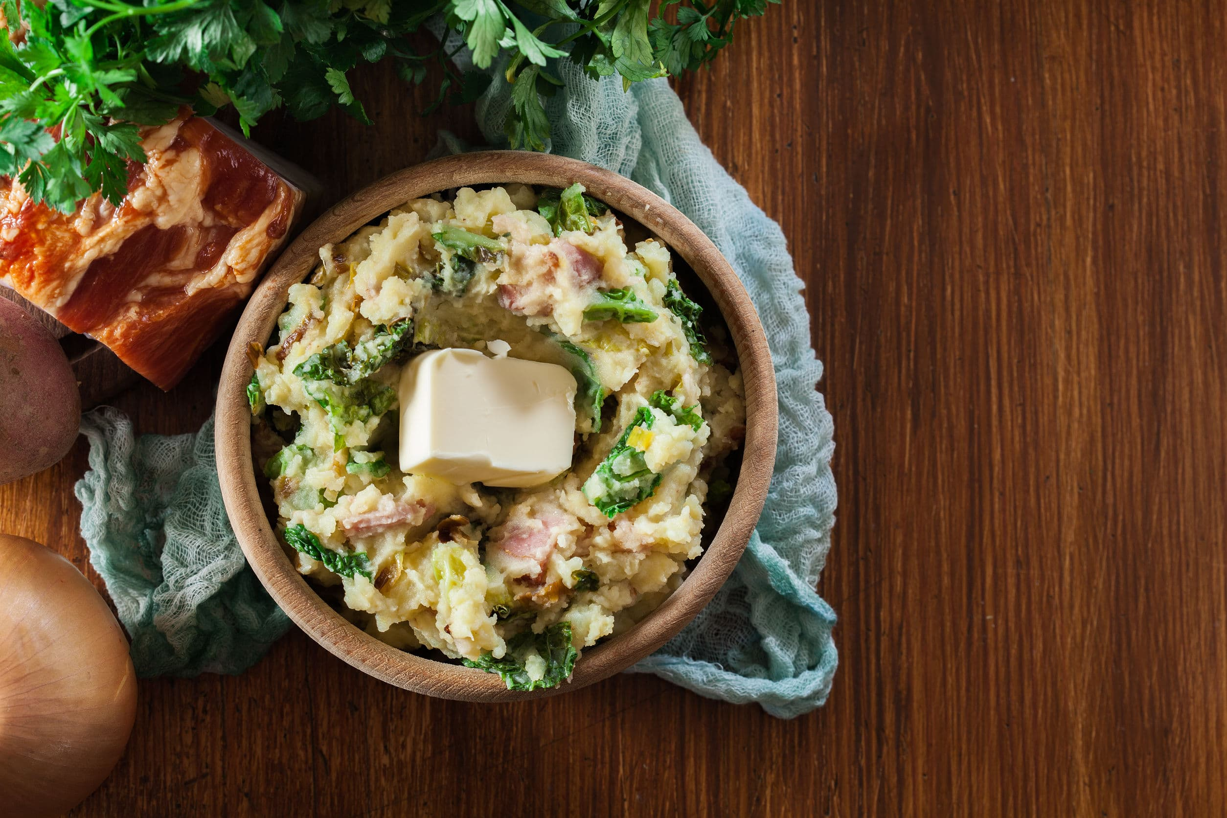 Festive St. Patrick's Day Dishes