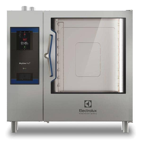 Half Size Electric Combi Oven with Touchscreen Controls
