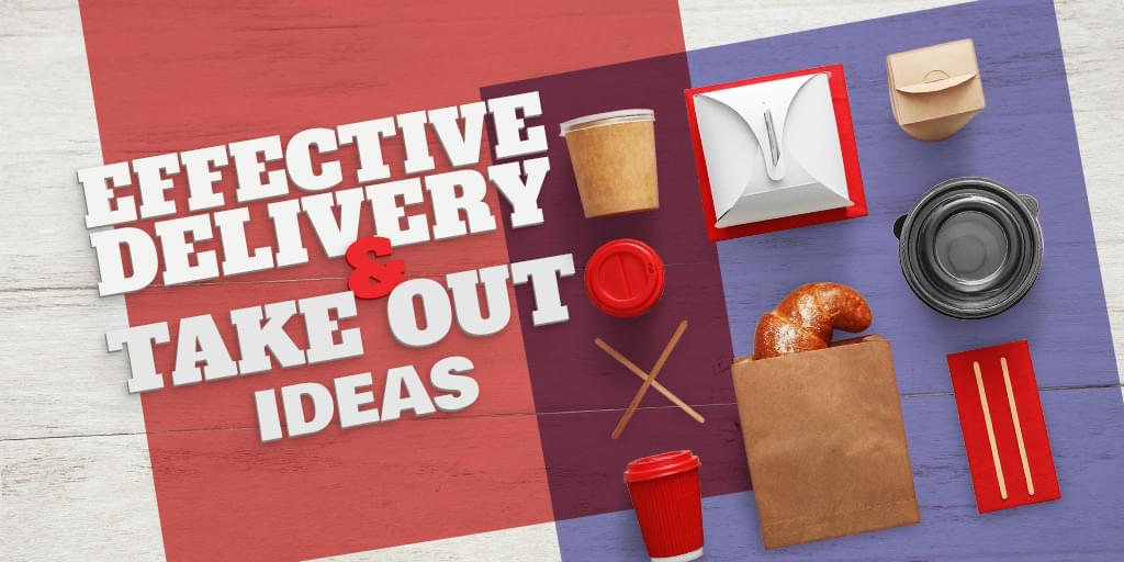 Delivery Supplies & Take Out Equipment Complete List