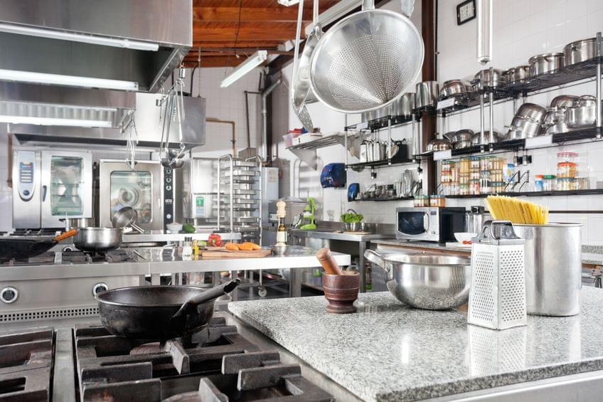 how to organize your commercial kitchen
