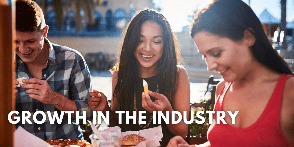 Growth in the Industry