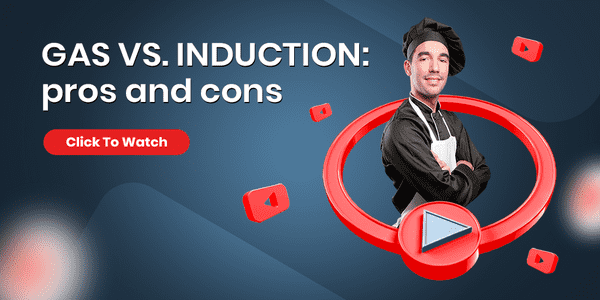 Project Advice: Induction vs. Gas