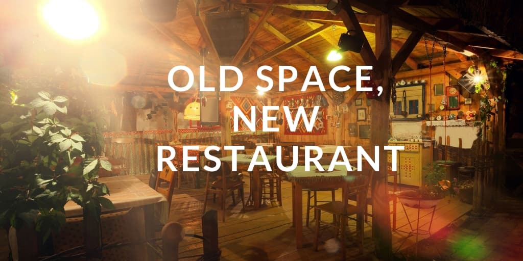 Old Space, New Restaurant