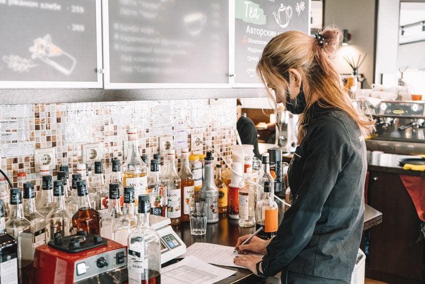 restaurant inventory system