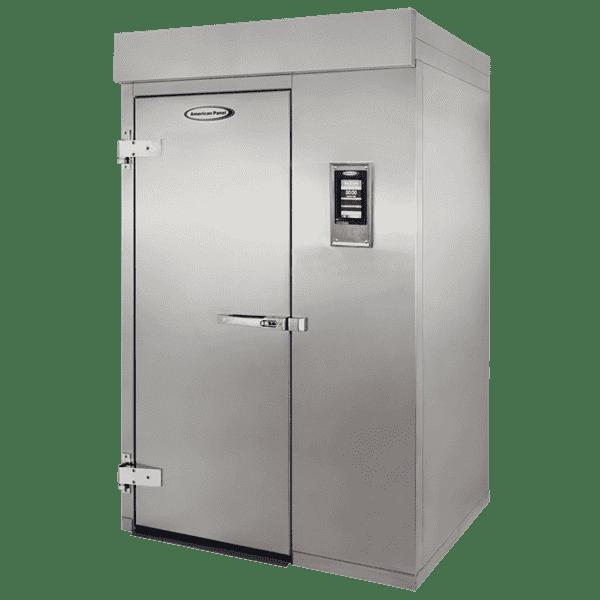 Exterior or Remote Compressor Blast Chiller