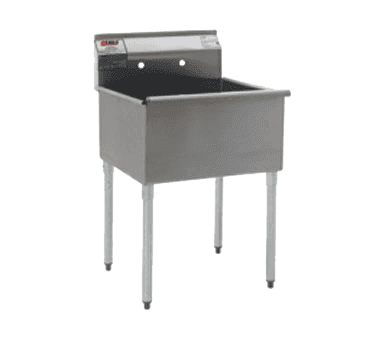 One compartment sinks