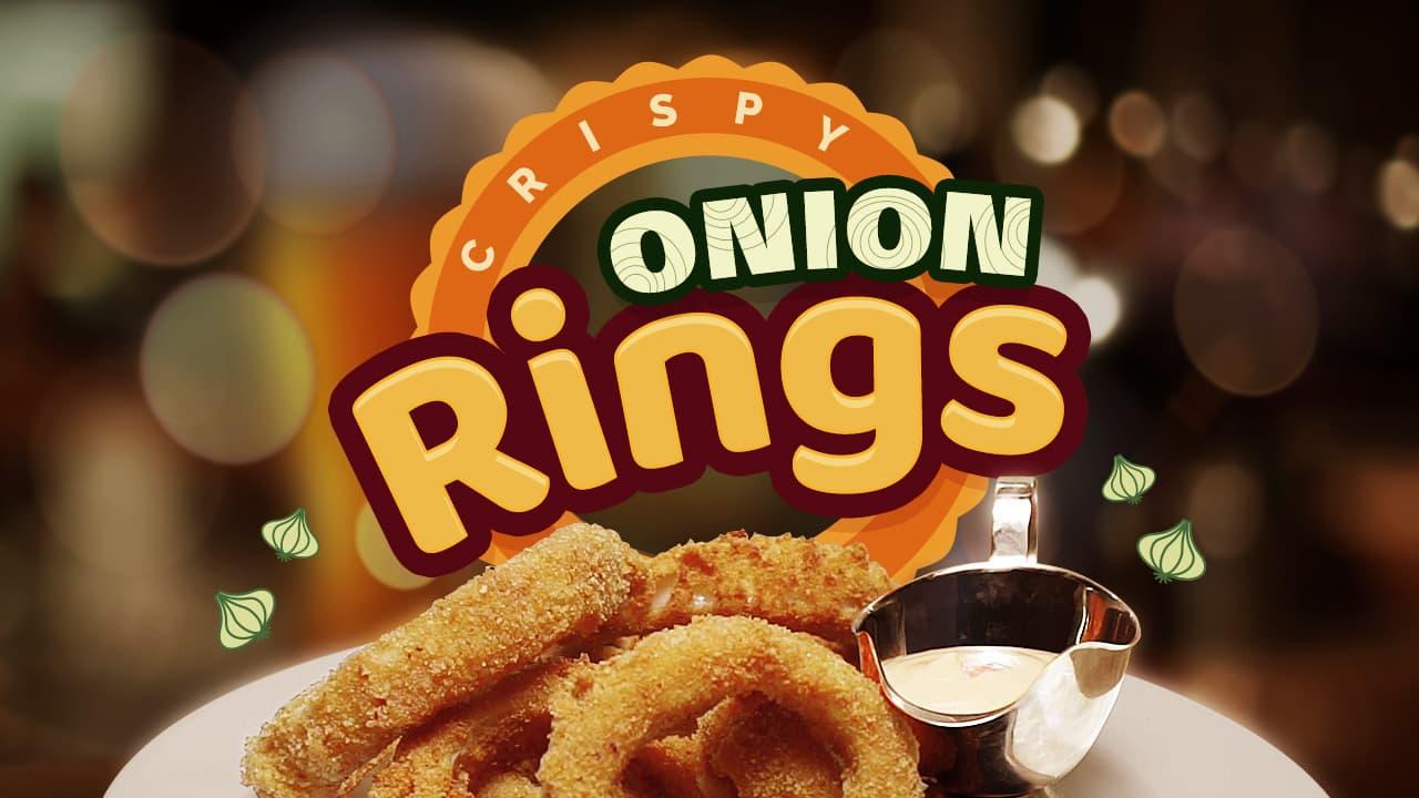 Best Onion Rings Recipe