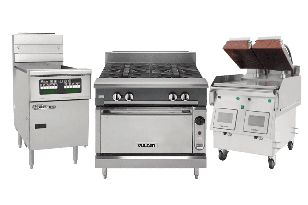 Gas Griddles, Ranges, Fryers Checklist