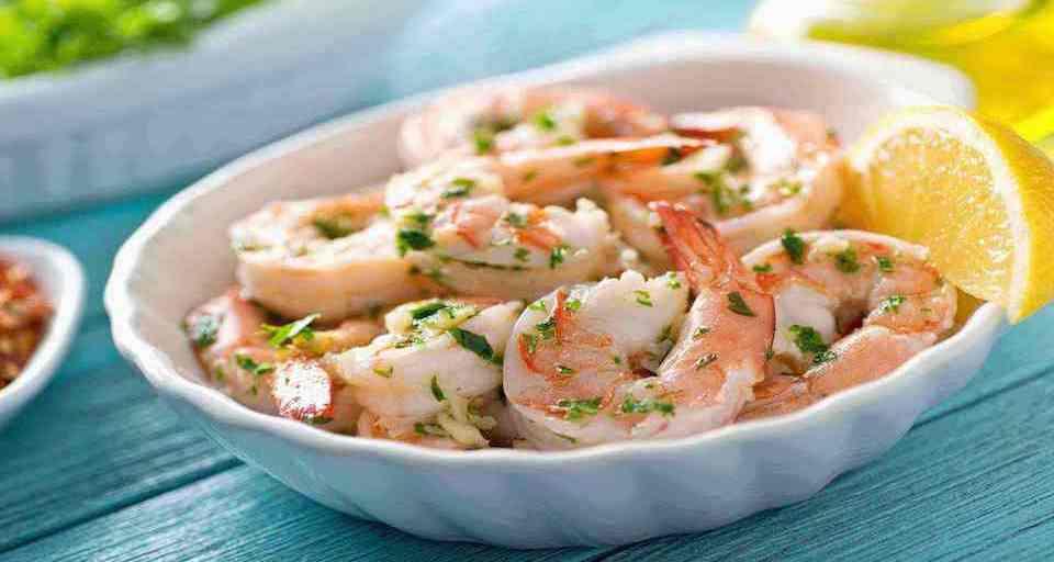 Shrimp Recipes for Summer