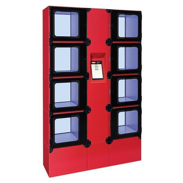 Food Locker System