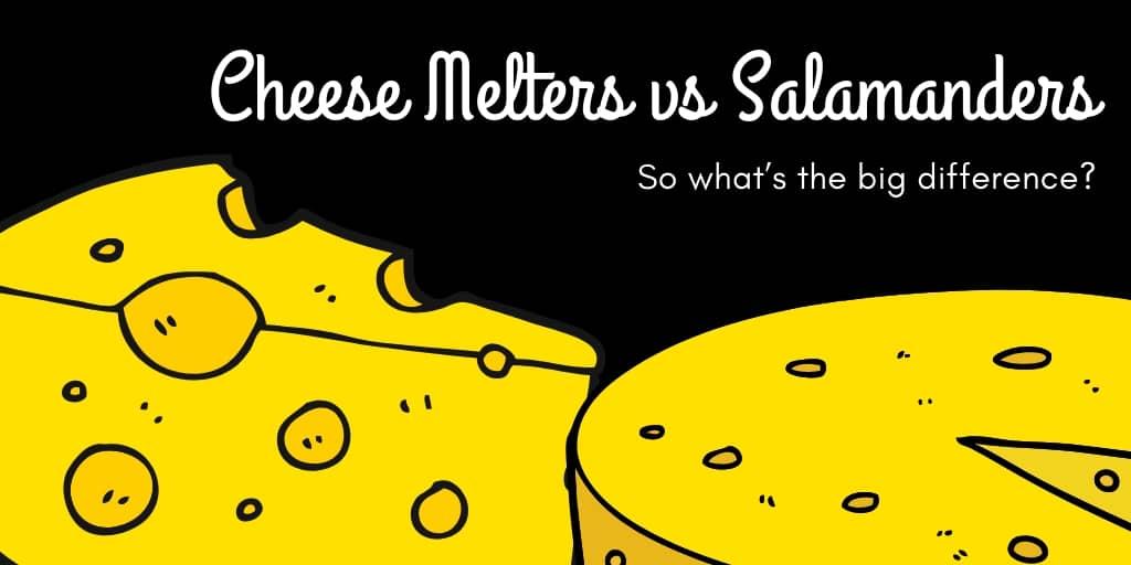 Cheese Melters vs Salamanders
