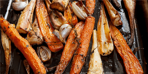Ramp Up Your Roasted Foods