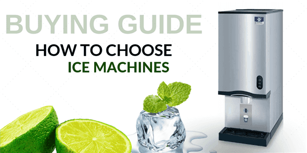 What You Need to Know Before Buying A Commercial Ice Machine
