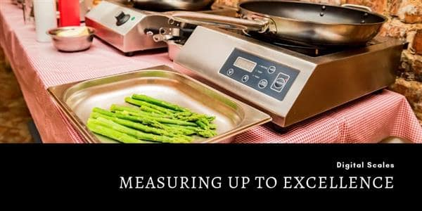 Digital Scales : Measuring Up to Excellence