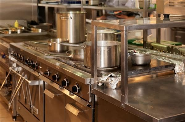In The Event Of A Robbery, Replace Stolen Goods With Commercial Restaurant Equipment