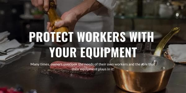 Protect Workers with Your Equipment