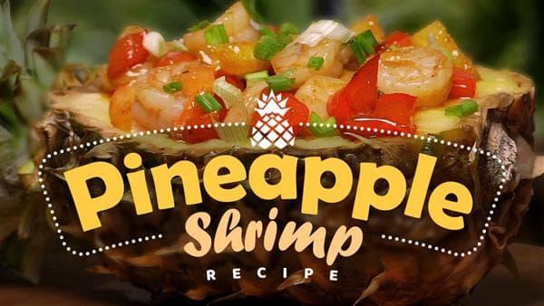 Pineapple Shrimp Recipe – Simple Shrimp Recipe