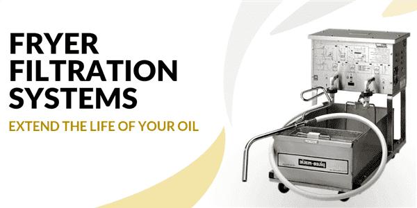 Fryer Filtration