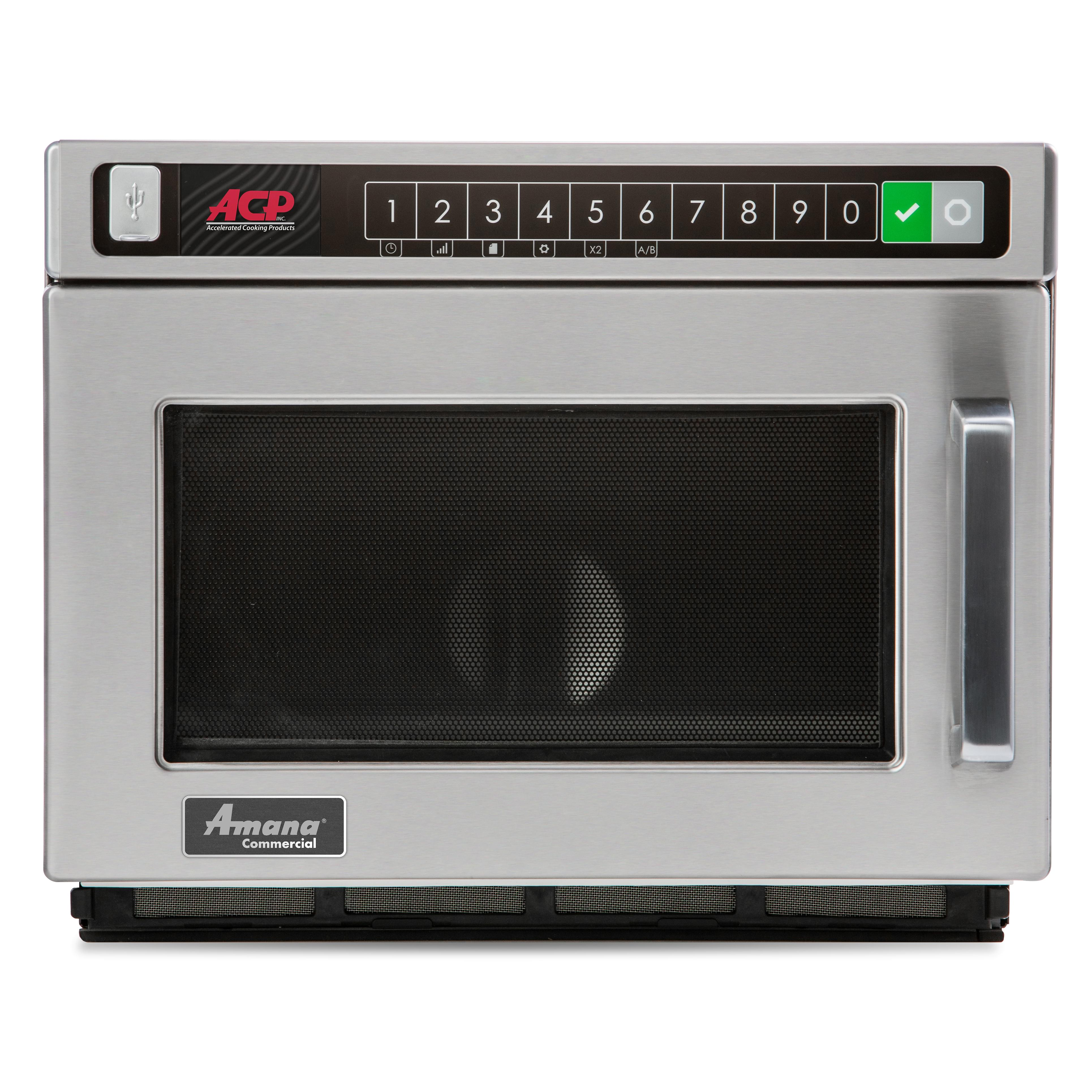 Acp Hdc212 Amana Commercial C Max Microwave Oven