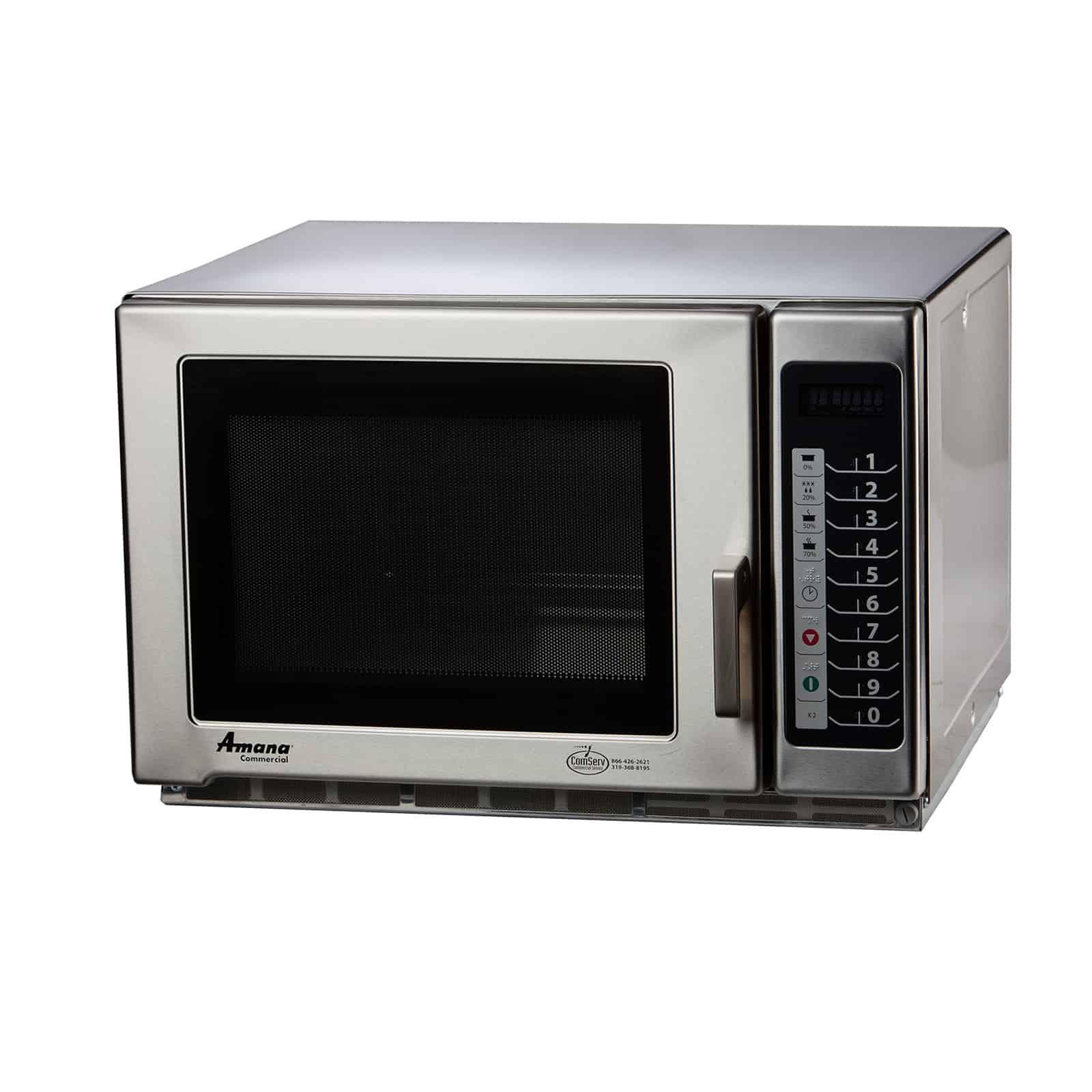 Acp Rfs12ts Amana Commercial Microwave