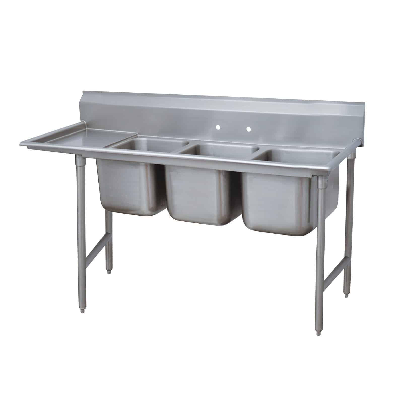 Tabco Kitchen Sinks